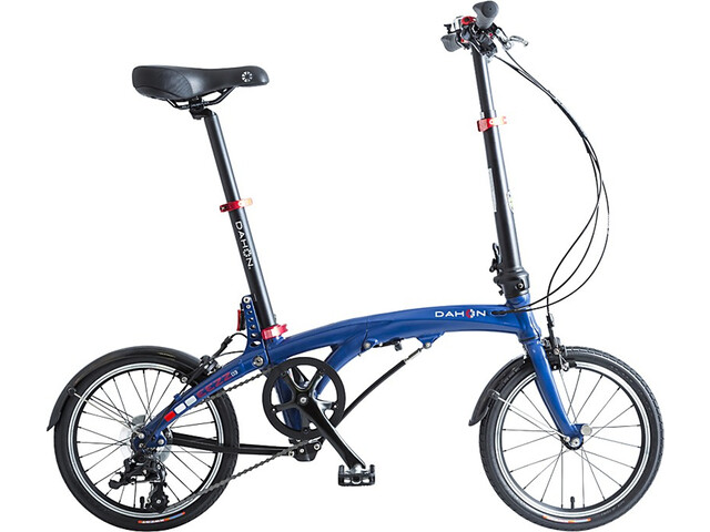 "DAHON Eezz D3 16"", dark blue"